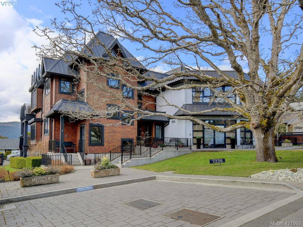 2 Bedroom, 2 Bathroom, Condo/Townhouse in Central Saanich