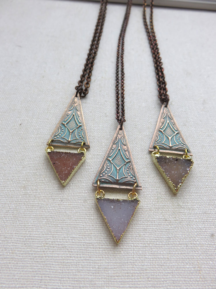 SOLD OUT - Asteria Necklace