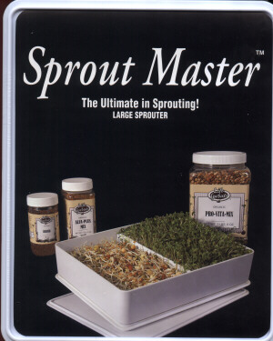 SPROUT MASTER DOUBLE