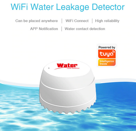 WIFI Leak Detection Alarm