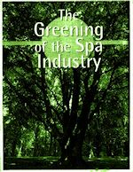 Article written by Mick Matheusik about greening of the spa industry